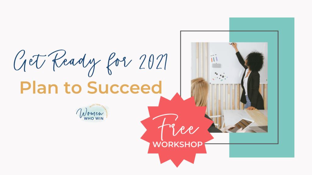 Free Online Success and Goals Planning Workshop