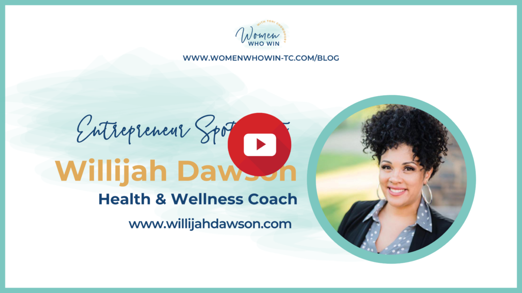 YouTube video interview with Willijah Dawson