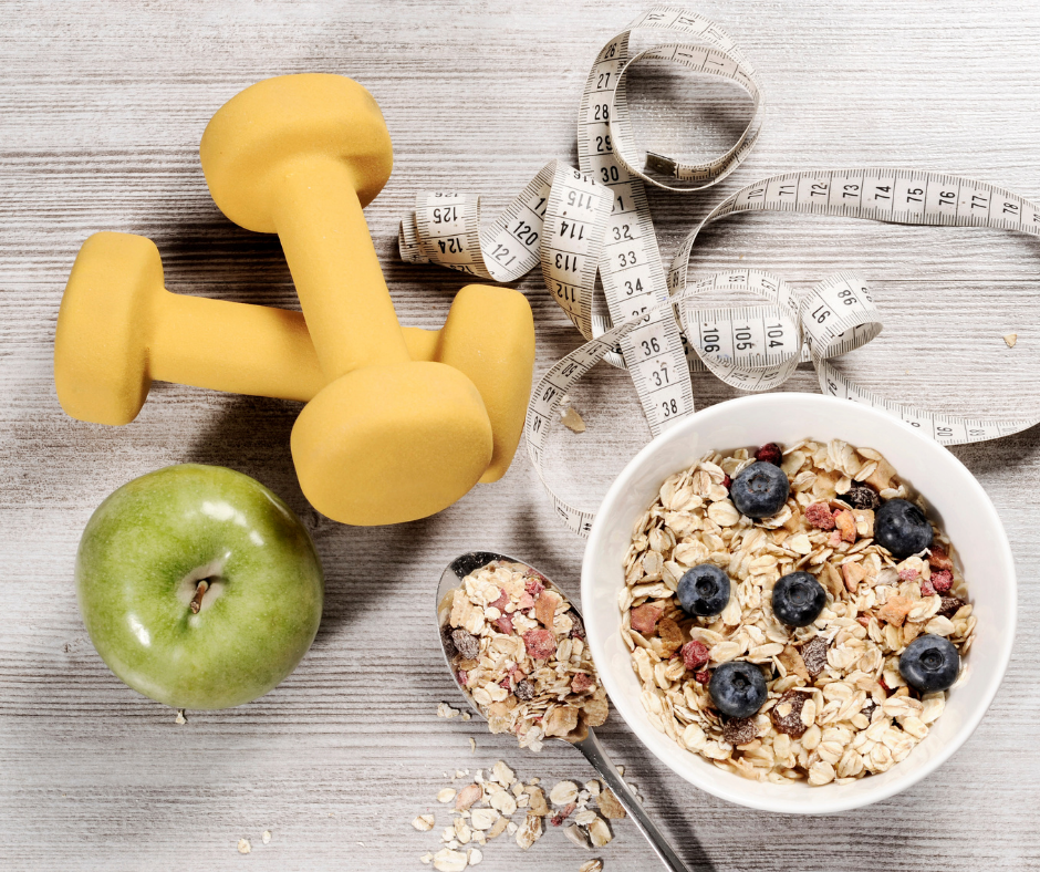 Photo of healthy food