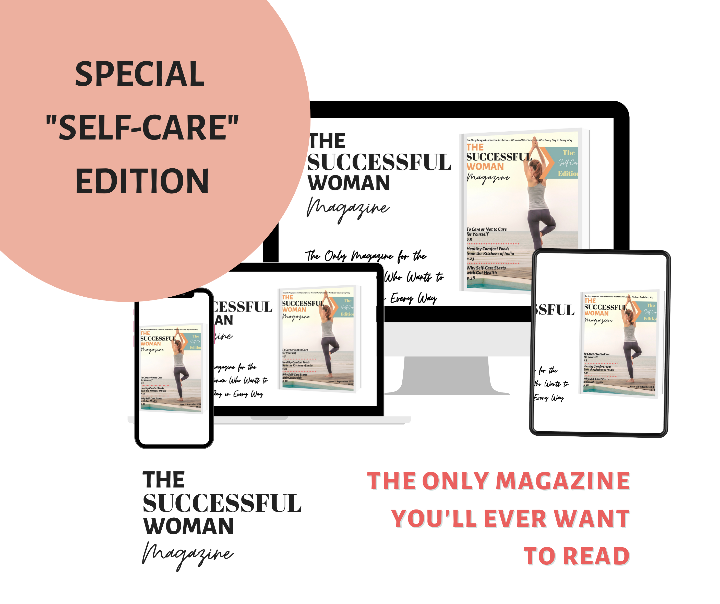 Issue 2 The Successful Woman Magazine